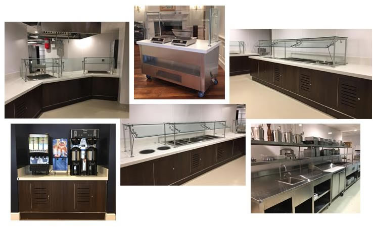 Commercial Stainless Steel Kitchen Fabrication In New Jersey
